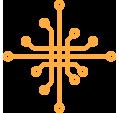 Turific | Elektrotechniek icoon oranje